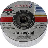 Trennscheibe CS 60 Alu 115 Dicke: 1.2 mm für Alu und NE-Meta