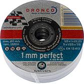 Trennscheibe AS 60 inox 115 Dicke: 1.0 mm