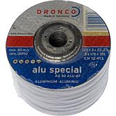 Trennscheibe AS 30 Alu 115 Dicke: 3.0 mm für Alu und NE-Meta