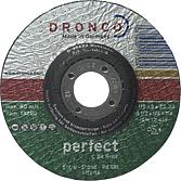 Trennscheibe C 24 R 125  Dicke: 3.0 mm