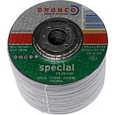 Trennscheibe CS 24 R 115 Dicke: 3.0 mm Granit; Beton; Ziegel