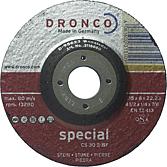 Schruppscheibe Cs 30 S 115 Dicke 6.0mm für Stein und Beton