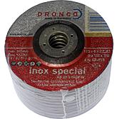 Schruppscheibe AS30 Inox 115 Dicke: 6.0 mm