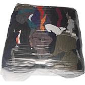 Putzlappen, Bunt aus Trikot und Baumwolle Sack à 10kg