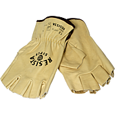 Spezial-Handschuhe Gr. 10 mit gekürzten Fingern; ideal für E