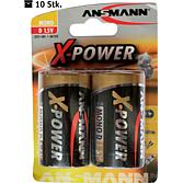 Batterie D LR20, 1.5 Volt, Blister MONO