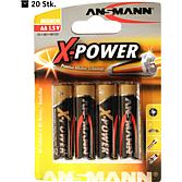 Batterie AA LR06 1.5 Volt MIGNON
