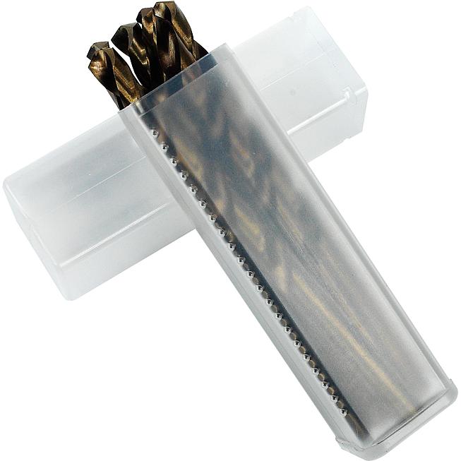 Hss-E Co-Spiralbohrer 1.5mm, Din 338, Kobaltlegiert