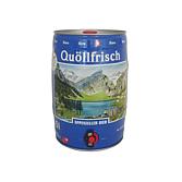 Quöllfrisch 5 Liter Fass