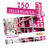 Coop Geschenkkarte im Wert von 50.- CHF