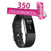 Herzfrequenz- und Fitnessband fitbit Charge 2