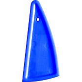Silifix Glättespachtel 14 x 6 cm