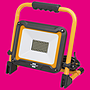 Brennenstuhl Baustrahler LED für den Aussen-Bereich   Jaro 5002 M