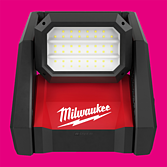 Milwaukee Akku Leuchte M18 Trueview Red Li-Ion | M18 HOAL-0