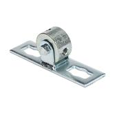 Anschlussgelenk 0-180° Locher Nr. 2 Verzinkt für alle 41mm Montageschienen (Profi Knopf-System)
