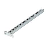 Konsole quer 750mm lang mit Seitlicher Öffn., verzinkt 41mm