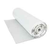 PE-Schaumstoff laminiert mit aufgeprägter, kratzfester Metallschicht Selbstklebend