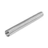Schlauch Rein-Aluminium Halbstarr