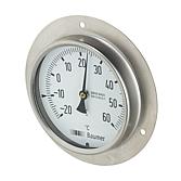 Thermometer Ø 100mm Temperaturbereich -20°- und 60° Nach