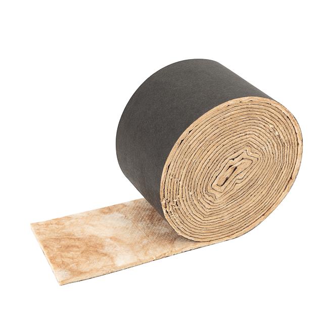 Saglan Industriefilzmatte Eco auf Rolle Einseitig mit Glasvlies Längsverstärkt - Preis gilt /19.2m² (Kein Stückpreis)