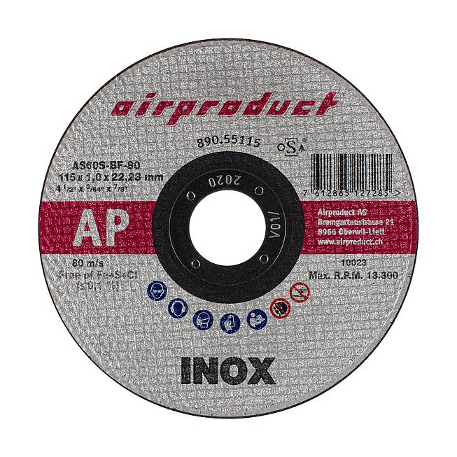 Letzte Chance: AP Trennscheiben 115x1.0mm