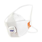 Dräger Premium Einweg-Halbmasken X-plore 1920 mit Ventil FFP 2 (Orange)