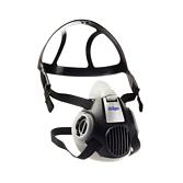 Dräger Halbmaske X-plore 3300 Zweifilter Atemschutzlinie