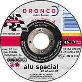 Trennscheibe Cs 60 Alu 115 Dicke 1.2mm für Alu und Ne-Meta