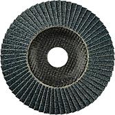 Fächer-Schleifsch. 115/ 40 Gerade M. Glasgewebeteller,für A2