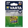 Batterie Varta Ready Akku Microaaa, Blister à 2 Stück