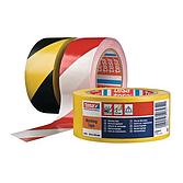 Tesa Warnmarkierungsband PVC Selbstklebend Gelb/ Schwarz