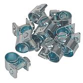Schlauchbride Miniaba 7 Verzinkt 6.5-7.5mm breite 9mm