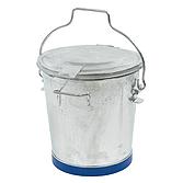Abfallbehälter (Kehricht) 35Lt, feuerverzinkt, Sibir (V-Zug)
