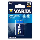 Varta Batterie 9V Lr61 Block Blister mit 1 Stück