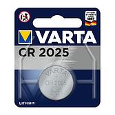 VARTA Batterie CR2025 3 Volt 170mAh Lithium (Bl 1 Stück)