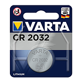 Batterie Cr2032 3 Volt Varta Blister mit 2 Stück