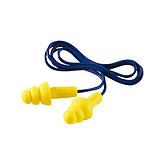 Gehörschutzpfropfen Ultrafit mit waschbaren Dämmlamellen Spezialkunststoff