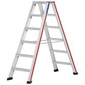 Hymer Stufenleiter 2.00m 2 x 6 Stufen (Sc 60)