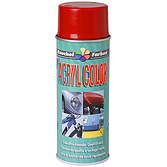 Farb-Spray Aluminium Kunstharz