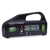 Kraftwerk Wasserwaage Mini Elektronisch/ Digital mit 0° bis 90° Messbereich