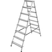 Brennenstuhl Stufenleiter beidseitig begehbar