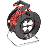 Kabelrolle aus Kunststoff 33m 3 x 1.0