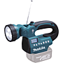 Makita Akku Radio mit LED-Lampe BMR050