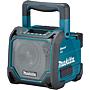 Makita Akku Baustellen-Lautsprecher Bluetooth mit LCD DMR202