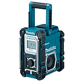 Makita Akku Baustellenradio mit Bluetooth DMR108