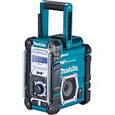 Makita Akku Baustellenradio DAB DAB+ FM mit Bluetooth DMR112
