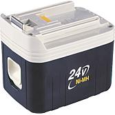 Makita Akku mit Makstar-Technologie NIMH-B2433