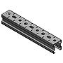 Stex 35 Montageschienen 2lm 35/ 35/ 1.0mm