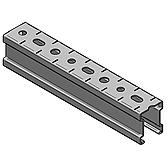 Stex -C-Profil 6lm 35/ 42/ 1.5mm