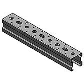 Stex 35 Montageschienen 3lm 35/ 35/ 1.0mm